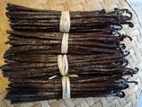 500g  de Vanille Bourbon en gousse de Madagascar (récolte 2020)