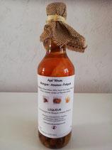bouteille de rhum arrangé Mangue-Ananas-Pokpok de Madagascar en 70cl