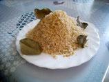 Fleur de sel de Guérande au Combava de Madagascar en sachet de 80g