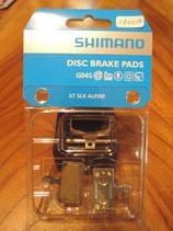 Shimano ディスクブレーキパッド(メタル)