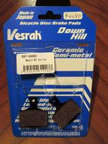 Vesrah製 MAGURA MTシリーズ用ディスクブレーキパッド