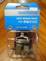 Shimano ディスクブレーキパッド(メタル) G03S