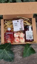Roter Weinbergpfirsich - Geschenkset