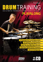 Drumtraining Playalong-Buch