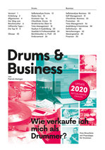 Drums & Business Broschüre (Update 2020)