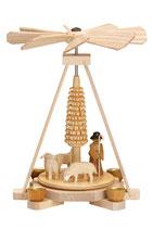 Minipyramide mit Schäferei