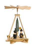 Pyramide mit Kurrende bunt