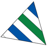 "The ""Seattle"" Sunfish Mainsail"