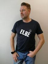 Herren T-Shirt ELBE (navy / weiß)