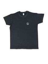 Herren T-Shirt moin (navy / weiß)