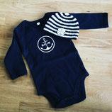Babyset MOIN (schwarz / weiß)