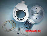 QUATTRINI M-232 | M-244 Zylinderkit inkl. Zylinderkopf