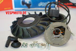 Polini elektronische Zündung 1,6 kg -  Vespa PX 80 125 200