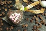 Herzenslust - Pastetentörtchen Marzipan & Nougat