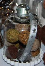 Glashaube Pralinées