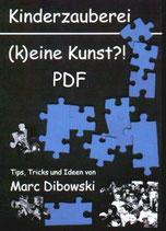 Kinderzauberei (k)eine Kunst?!  PDF + MP3 + M4B