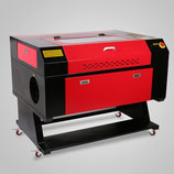 Laser graveer machine