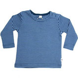 T-shirt bleu Leela Cotton