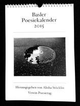 Basler Poesiekalender 2015
