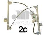 Meccanismo Alzavetro Elettrico  Sx