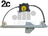 Meccanismo Alzavetro Elettrico Post Dx