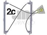 Meccanismo Alzavetro Elettrico Ant Sx 5P
