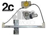 Alzavetro Elettrico  Dx  3P