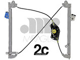 Meccanismo Alzavetro Elettrico Ant  Dx 5P