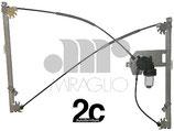 Alzavetro Elettrico  Ant Sx 3P Clio Van