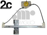 Meccanismo Alzavetro Elettrico Dx 3P