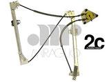 Meccanismo Alzavetro Elettrico Ant Sx 3P