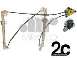 Alzavetro Elettrico  Sx  3P