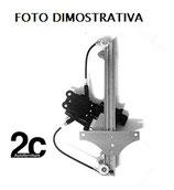 Alzavetro Elettrico Post Dx