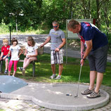"Gruppen-Ticket ""Miniatur Golf"""