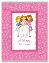 Libro Elegance rosa