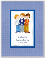 Libro Elegance azul