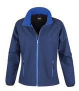 Softshell Jacke Damen mit ENERGETIX Logo TYP 2