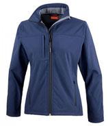 Softshell Jacke Damen  mit ENERGETIX Logo TYP 1