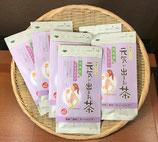 【緑茶ハーブティーバッグ】玄米茶&ジャスミン 3g×8個入り(元気が出るお茶)