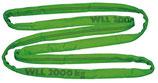 Rundschlinge Schlupf grün