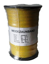 Weidezaunband 10mm 200m