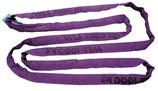 Rundschlinge Schlupf violett