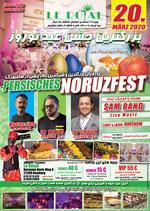 Persisches Noruzfest 2020 - Hamburg
