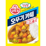 Currypulver hot 100g