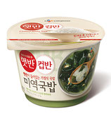 CJ Reis Cup mit Wakame Suppe ( 50% Sale)