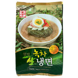 Naengmyeon  Well being Green Tea noodle with Sauce1,02kg