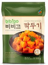 Kimchi 'CJ' Bibigo Rettich Ggakdugi 500g *