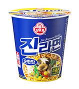 Jin Ramyon Bowl mild 65g ( 50% Sale )