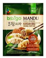 Bibigo BBQ Wanggyoja Mandu 525g**