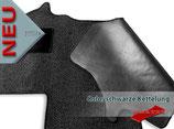 Passformsatz Iveco Daily III - Oslo/ Trittschutz in schwarz